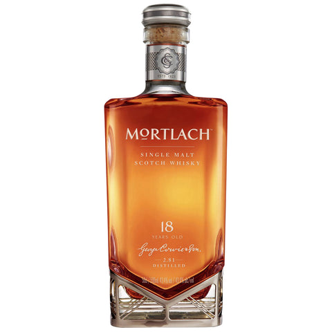 Mortlach 18yo Speyside Scotch Single Malt Whisky