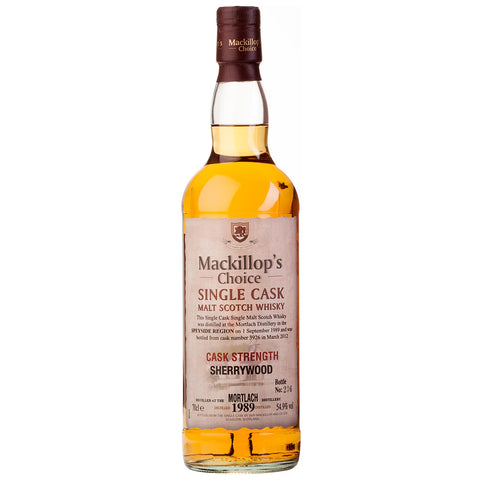 Mortlach 23yo MAC