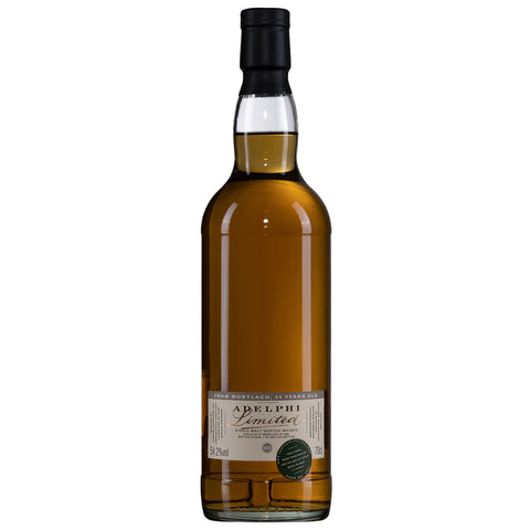 Mortlach 34yo Adelphi Speyside Single Malt Scotch Whisky