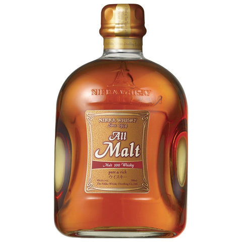 Nikka All Malt Japanese Blended Malt Whisky
