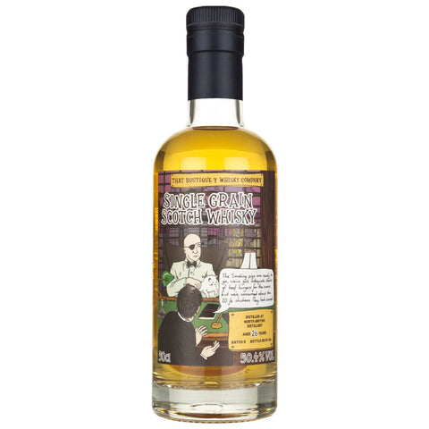 North British 27yo Boutique-y Single Scotch Grain Whisky
