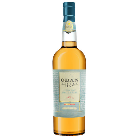 Oban Little Bay Highlands Single Malt Scotch Whisky