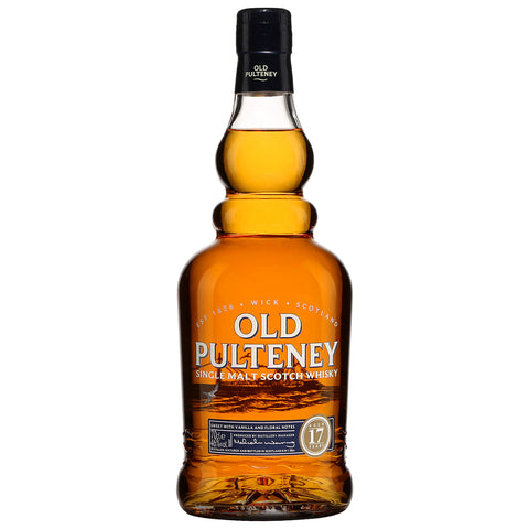 Old Pulteney 17yo Highlands Single Malt Scotch Whisky