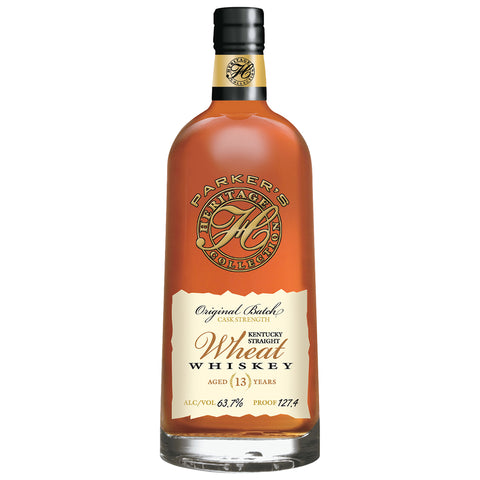 Parker's Heritage 13yo 2014 American Wheat Whiskey