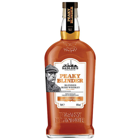 Peaky Blinder Blended Irish Whiskey