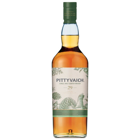 Pittyvaich 29 Year Old 2019 Release Speyside Single Malt Scotch Whisky