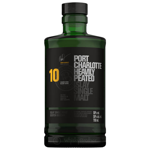 Port Charlotte 10yo Islay Single Malt Scotch Whisky