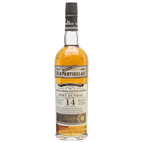Port Dundas 14yo Old Particular Single Grain Scotch Whisky