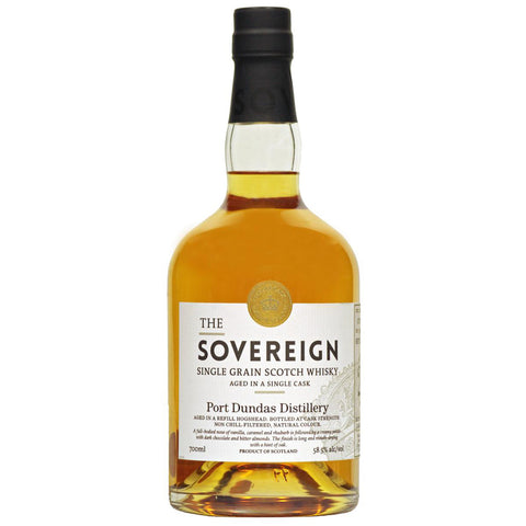 Port Dundas 27yo Sovereign Scotch Single Grain Whisky