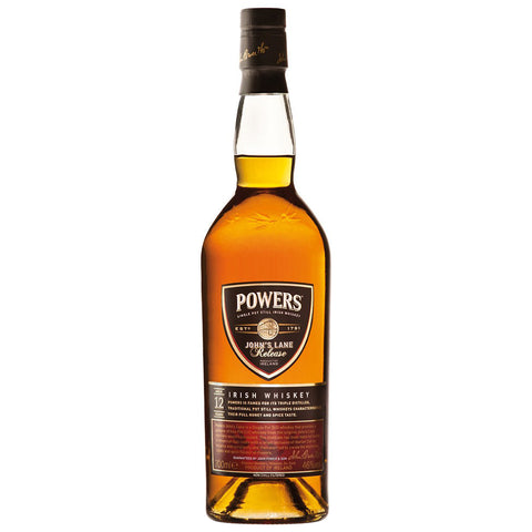 Power's 12yo John's Lane Irish Whiskey