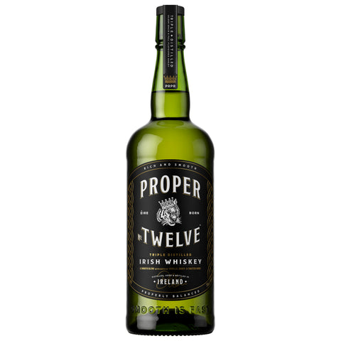 Proper No Twelve Irish Blended Whiskey