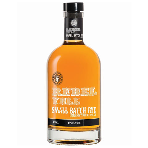 Rebel Yell Small Batch Straight Rye Whiskey