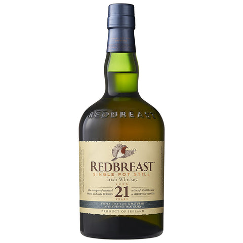 Redbreast 21yo Single Pot Still Irish Whiskey