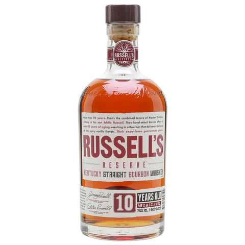 Russell's Reserve 10yo American Whiskey