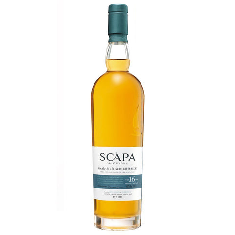 Scapa 16yo Island Single Malt Scotch Whisky