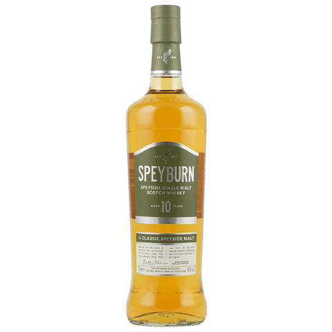 Speyburn 10yo Speyside Single Malt Scotch Whisky