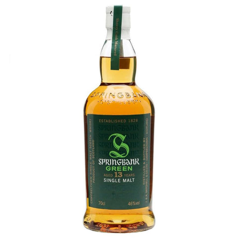 Springbank 13yo Green Campbeltown Single Malt Scotch Whisky