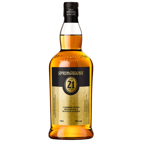 Springbank 21yo 2016 Campbeltown Single Malt Scotch Whisky