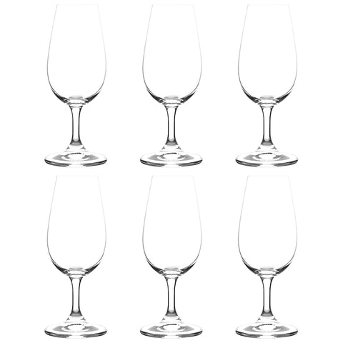 Stemmed Whisky Tasting Glass 6 Pack