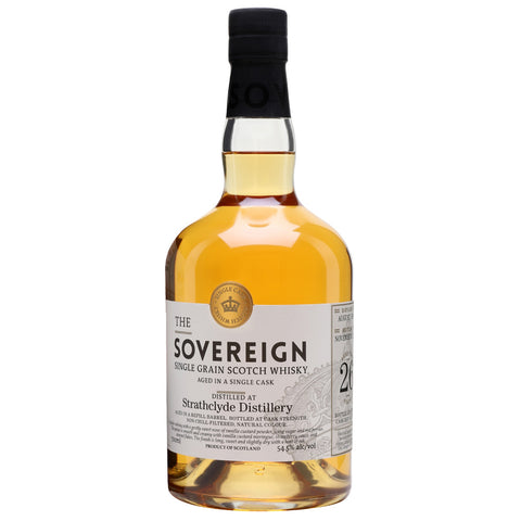 Strathclyde 26yo 1990 Sovereign Single Grain Scotch Whisky