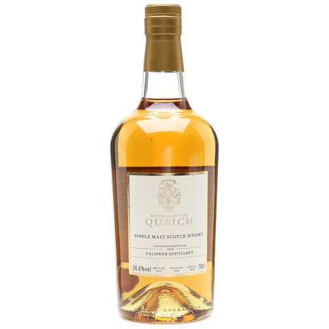 Talisker 18yo Keepers of the Quaich Island Single Malt Scotch Whisky
