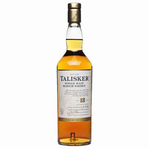 Talisker 18yo Single Malt Scotch Whisky
