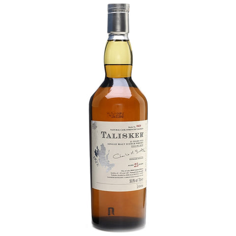 Talisker 25yo 2006 Scotch Single Malt Whisky
