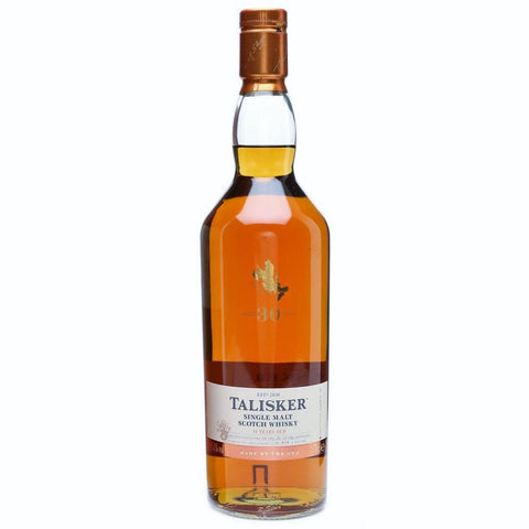 Talisker 30yo Single Malt Scotch Whisky