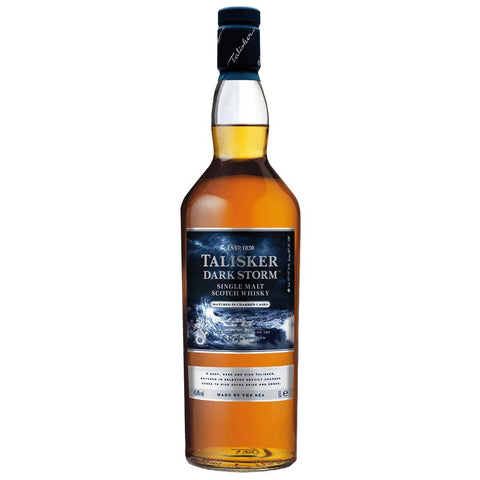 Talisker Dark Storm Scotch Single Malt Whisky