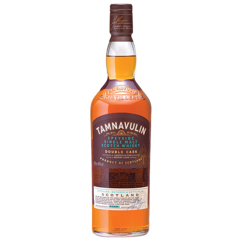 Tamnavulin Double Cask Speyside Single Malt Scotch Whisky