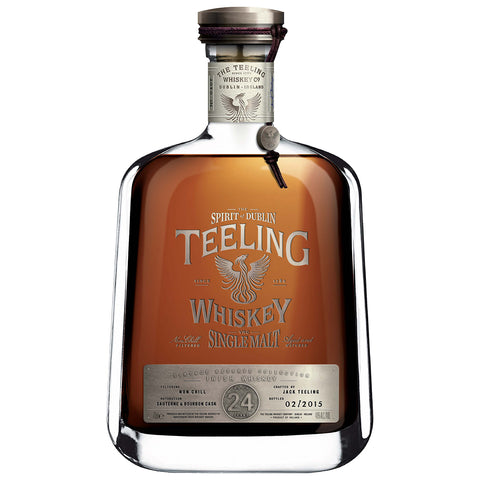 Teeling 24yo Single Malt Irish Whiskey