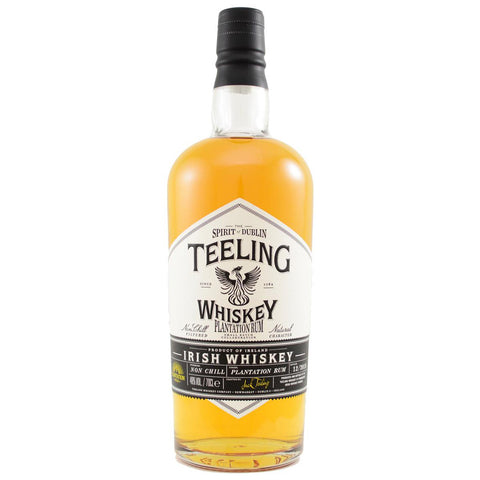 Teeling Small Batch Plantation Rum Irish Whiskey