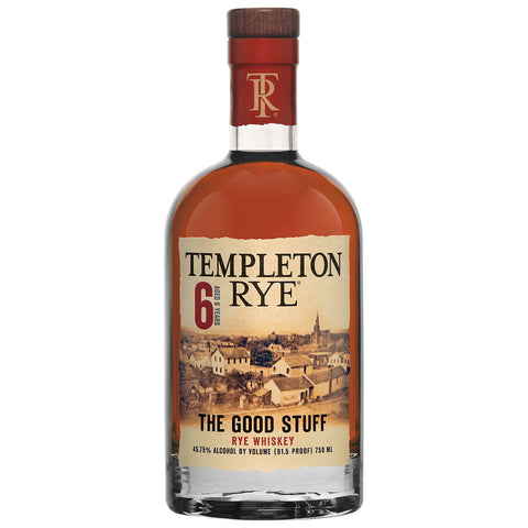 Templeton 6 Year Old American Whiskey