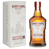 Three Ships 11 Year Old Shiraz Finish