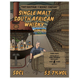 Three Ships 6yo Boutique-y South African Single Malt Whisky