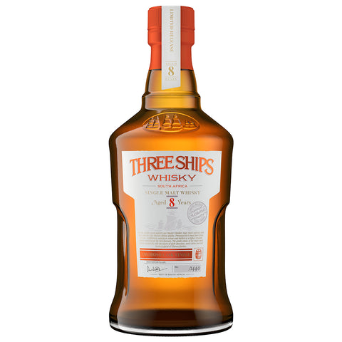 Three Ships 8yo Oloroso Cask South African Single Malt Whisky