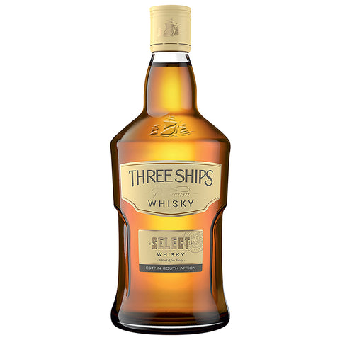 Three Ships Select South African Whisky