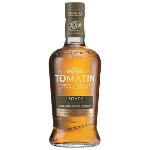 Tomatin Legacy Highland Scotch Single Malt Whisky