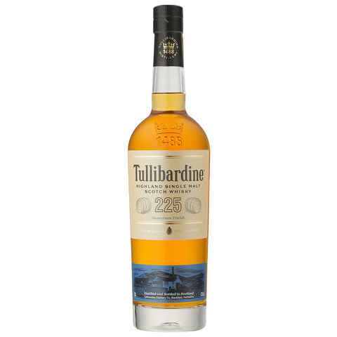 Tullibardine 225 Highlands Single Malt Scotch Whisky