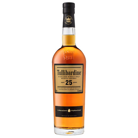Tullibardine 25yo Highland Single Malt Scotch Whisky