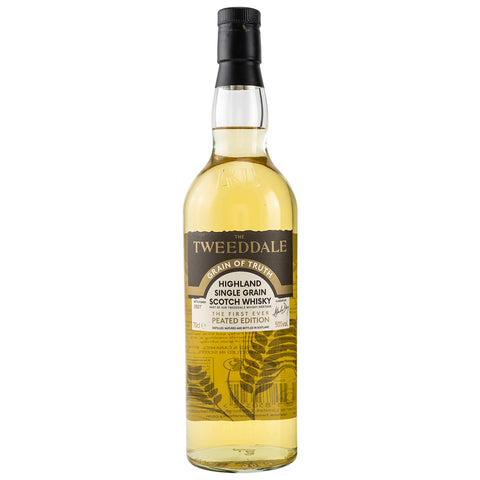 The Tweeddale Grain of Truth Peated Single Grain Scotch Whisky