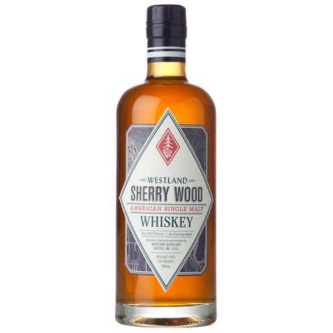 Westland Sherry Wood American Single Malt Whiskey