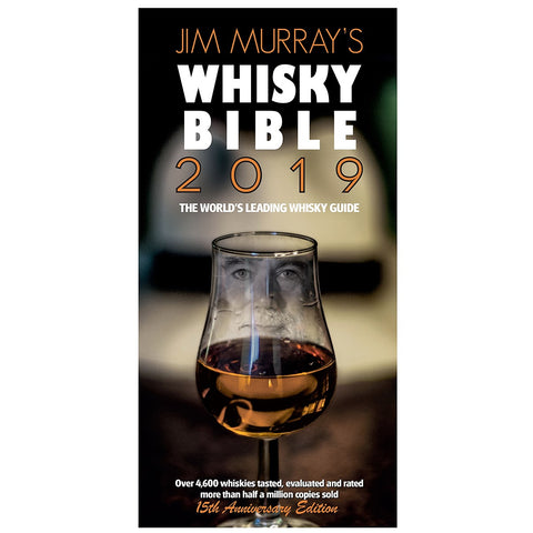 Jim Murray's Whisky Bible 2019 Annual Book
