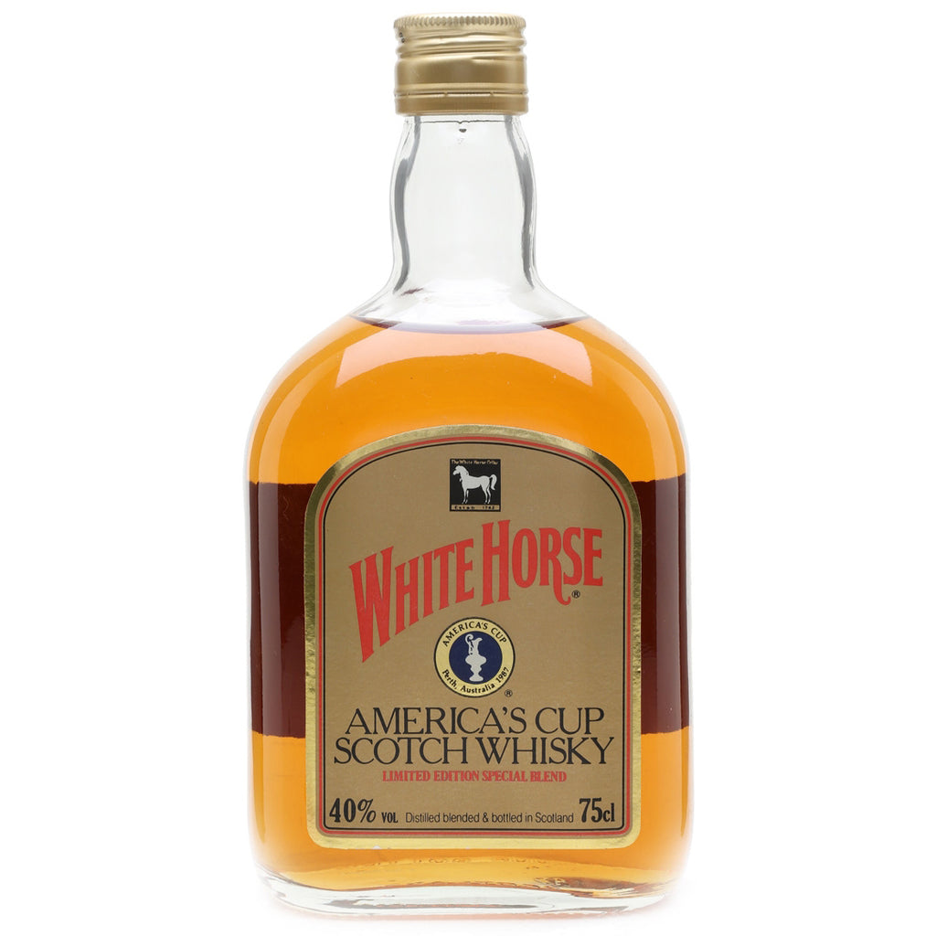 White Horse America S Cup 1987 Scotch Whisky Buy Online Whiskybrother
