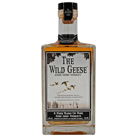 Wild Geese Blended Irish Whiskey