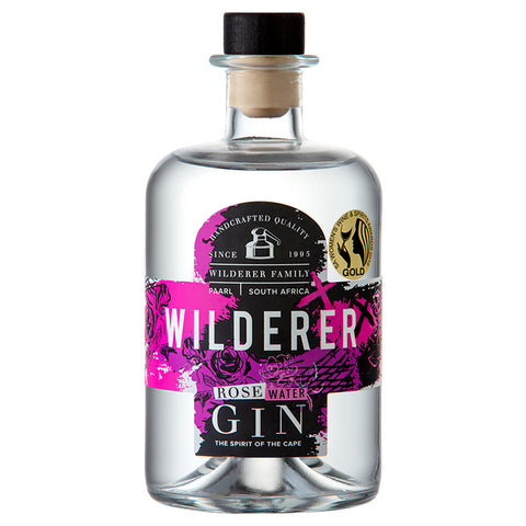 Wilderer Rose Water Gin