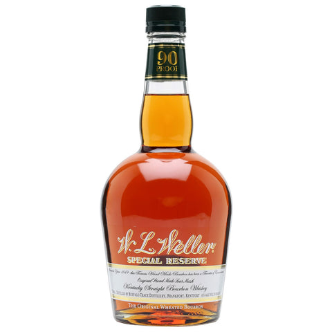 W.L. Weller Special Reserve Kentucky Straight Bourbon American Whiskey