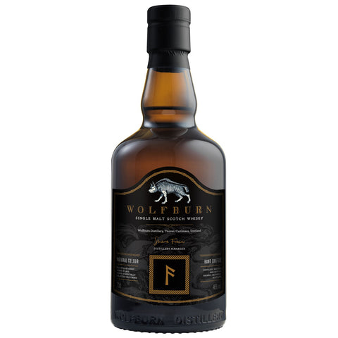 Wolfburn Kylver Series No. 4 Highland Scotch Single Malt Whisky