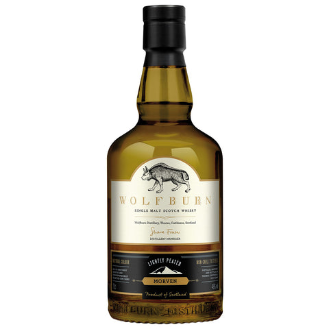 Wolfburn Morven Single Malt Scotch Whisky