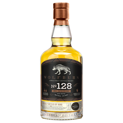 Wolfburn No 128 Highland Scotch Single Malt Whisky